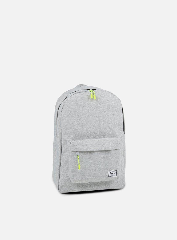 Herschel - Classic Backpack Classic, Light Grey