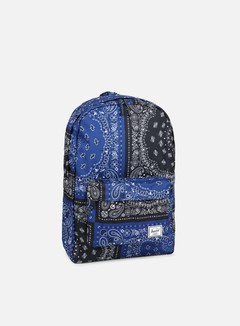 Herschel - Classic Backpack Classic, Navy Bandana