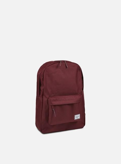 accessori herschel classic backpack classic windsor wine