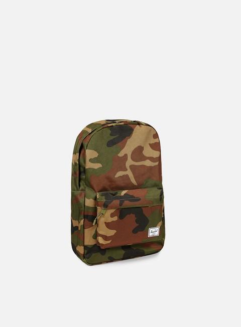 accessori herschel classic backpack classic woodland camo