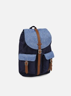 Herschel - Dawson Backpack Classic, Peacot/Limonge