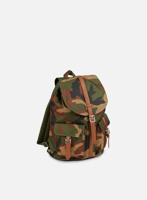 accessori herschel dawson backpack classic woodland camo