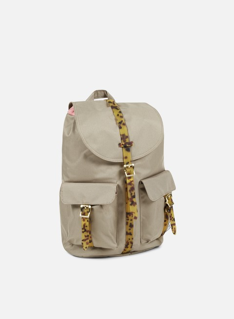 accessori herschel dawson backpack tortoise brindle tortoise