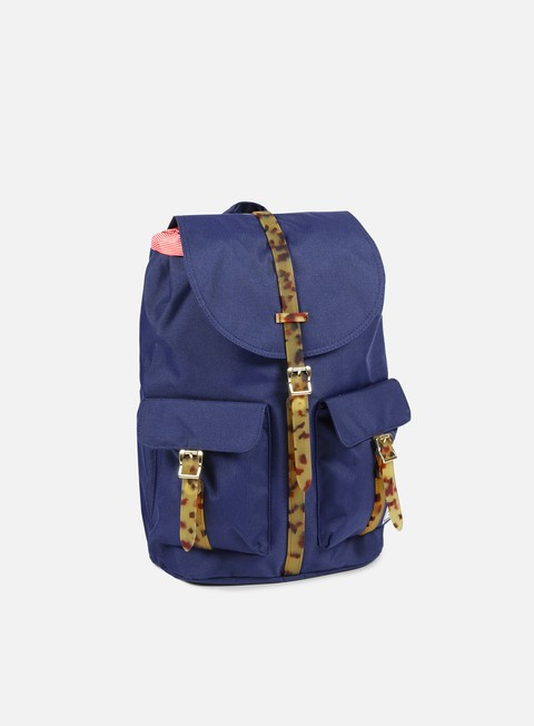accessori herschel dawson backpack tortoise twilight blue tortoise