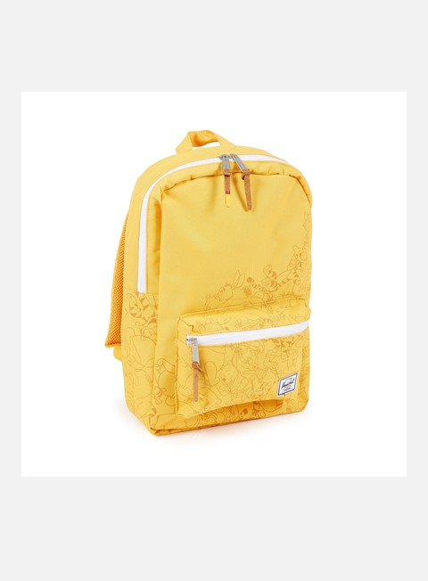 accessori herschel disney settlement mid volume backpack honey winnie