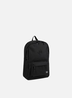 Herschel - Heritage Backpack Aspect, Black/Black