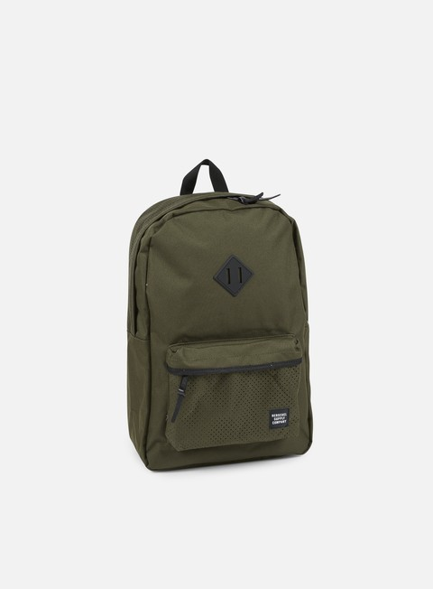 accessori herschel heritage backpack aspect forest night black
