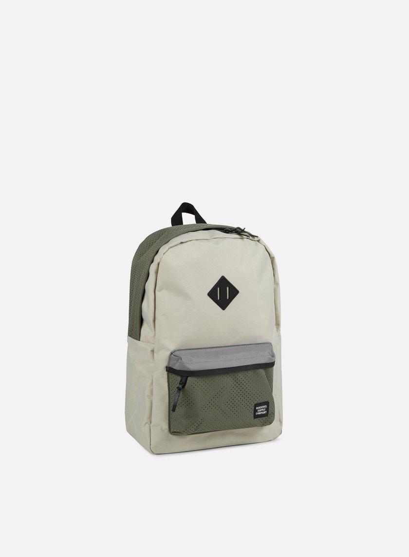 Herschel - Heritage Backpack Aspect, Pelican/Deep Lichen Green