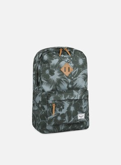 Herschel - Heritage Backpack Classic, Jungle Floral