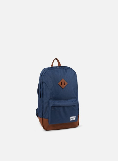 accessori herschel heritage backpack classic navy