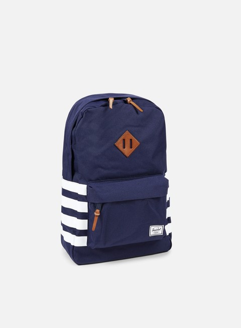 accessori herschel heritage backpack offset peacot