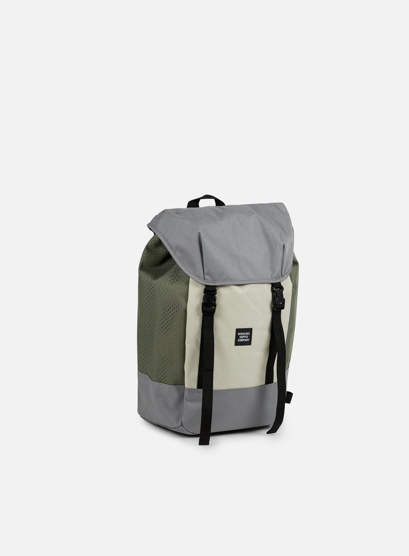 Herschel - Iona Backpack Aspect, Pelican/Deep Lichen Green