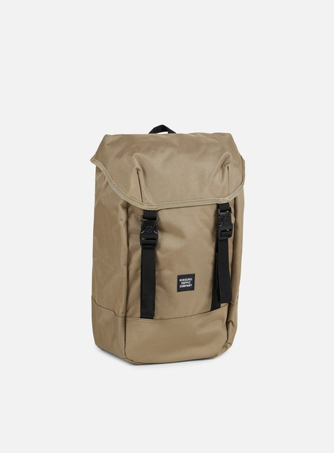 accessori herschel iona backpack classic lead green black
