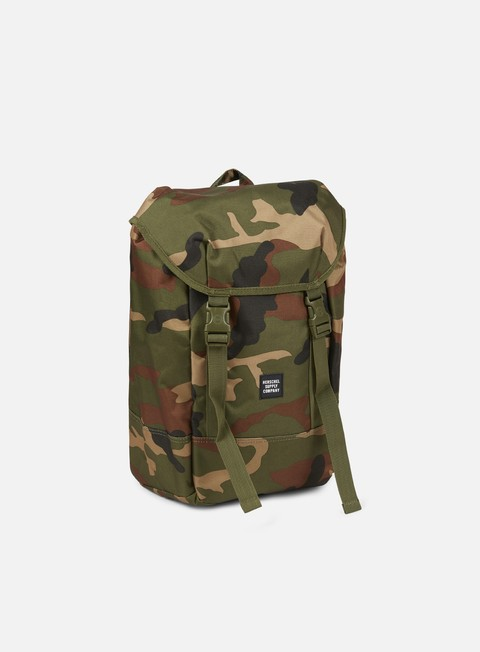 accessori herschel iona backpack classic woodland camo