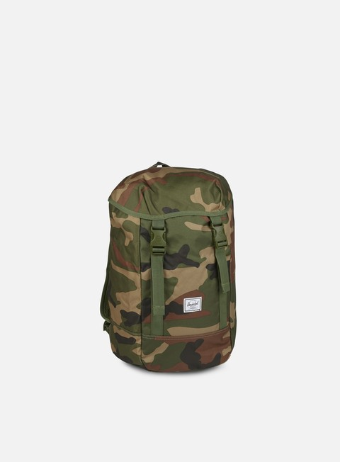 accessori herschel iona classic backpack woodland camo