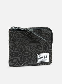 Herschel - Johnny Pouch Wallet, Black Khatam
