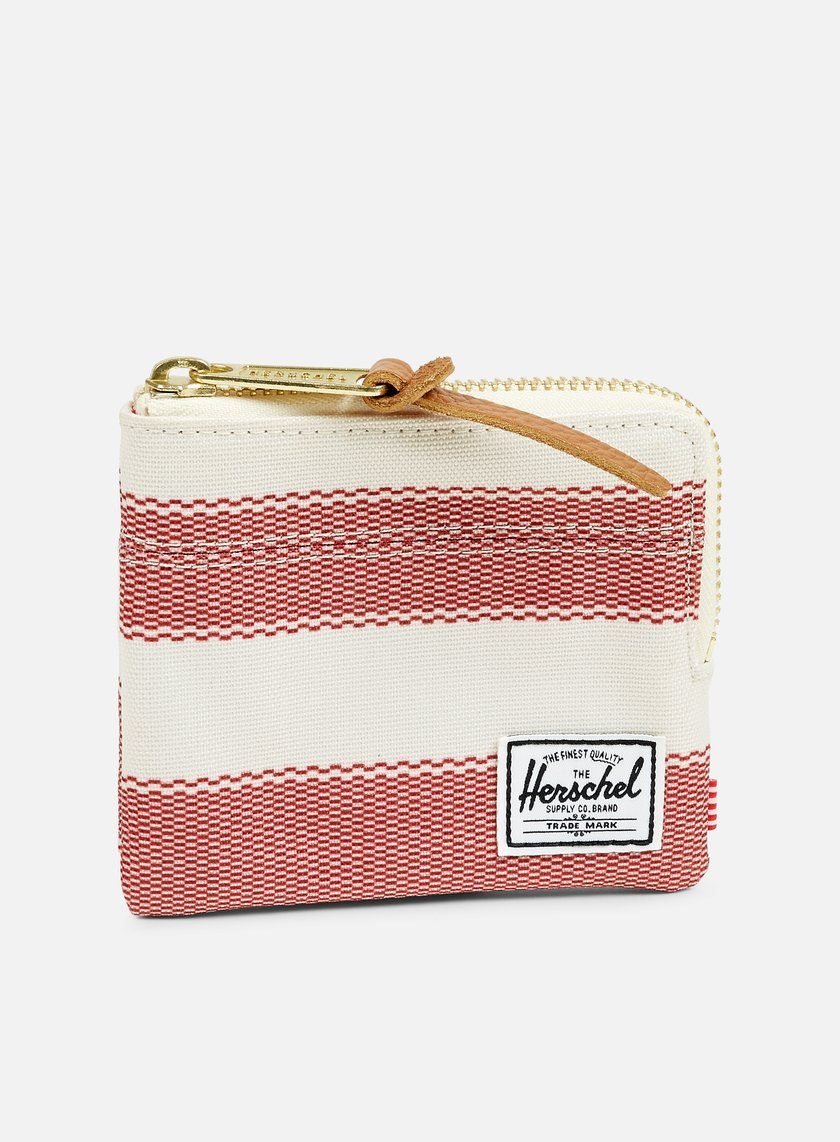Herschel - Johnny Pouch Wallet, Natural Fouta