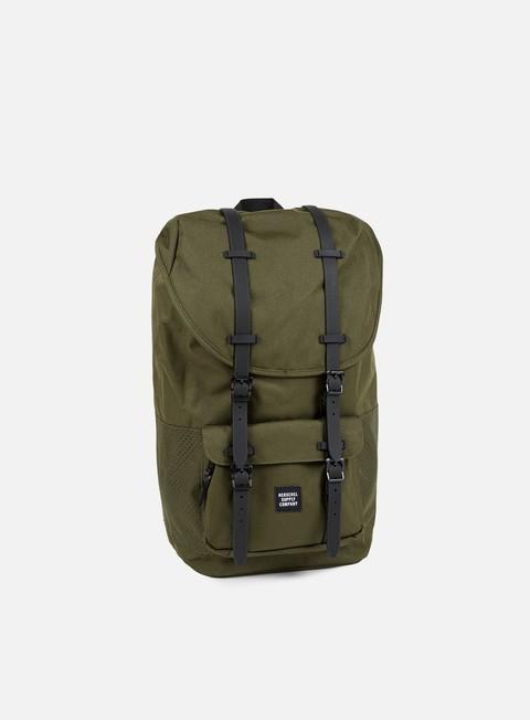 Zaini Herschel Little America Backpack Aspect