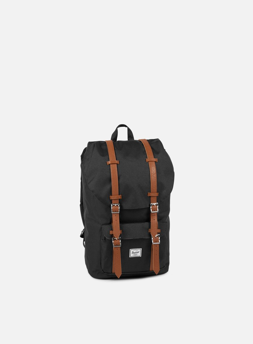 Herschel - Little America Backpack Classic, Black