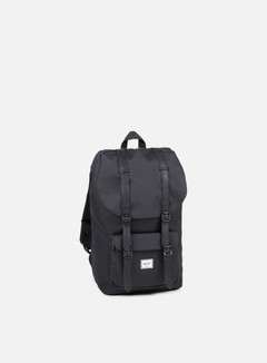 Herschel - Little America Backpack Classic, Black/Black