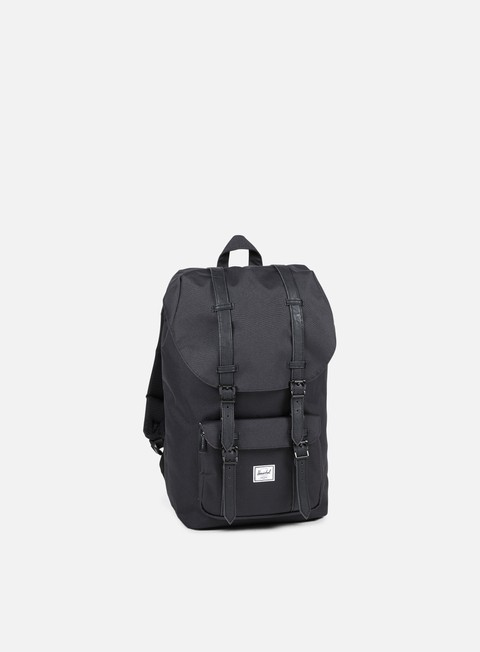 accessori herschel little america backpack classic black black