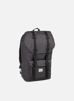 Herschel - Little America Backpack Classic, Charcoal/Black