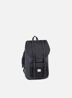 Herschel - Little America Backpack Classic, Dark Shadow/Black