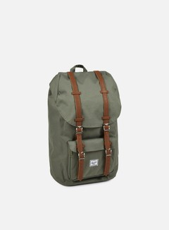 Herschel - Little America Backpack Classic, Deep Lichen Green