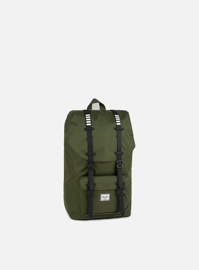 Herschel - Little America Backpack Classic, Forest Night/Black