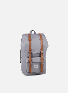 Herschel - Little America Backpack Classic, Grey 3