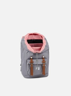 Herschel - Little America Backpack Classic, Grey 4