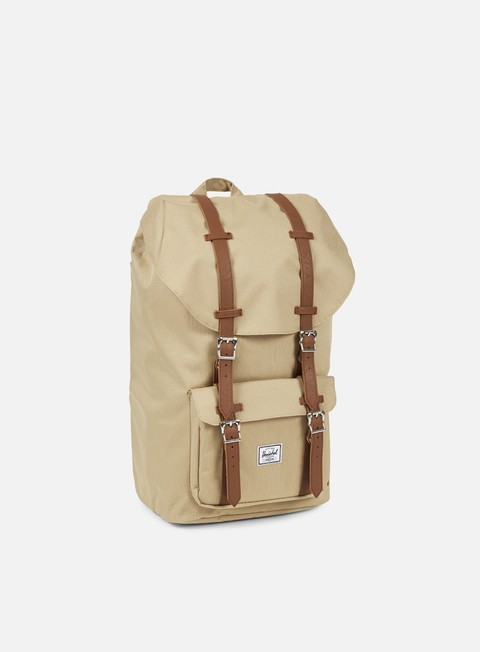 accessori herschel little america backpack classic khaki
