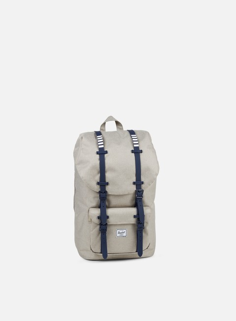 accessori herschel little america backpack classic light khaki