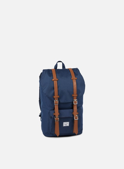 accessori herschel little america backpack classic navy