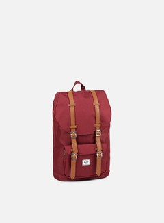 Herschel - Little America Backpack Classic, Windsor Wine 1