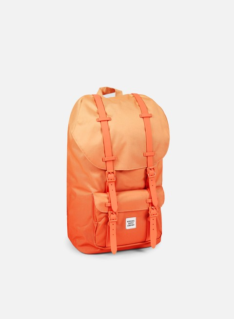 accessori herschel little america backpack gradient dusk
