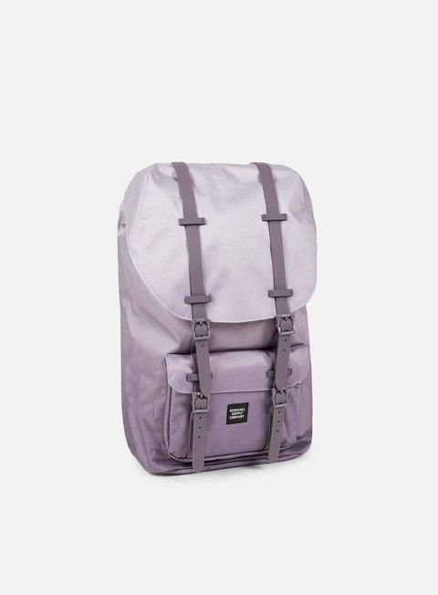 accessori herschel little america backpack gradient nightfall