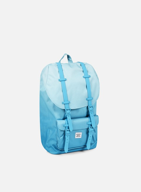 accessori herschel little america backpack gradient sunrise