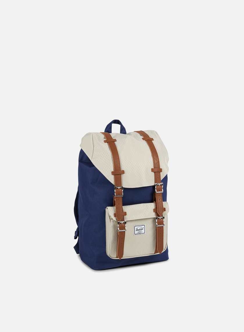 Herschel - Little America Mid Volume Backpack Classic, Twilight Blue