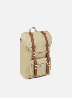 Herschel - Little America Mid Volume Backpack, Khaki
