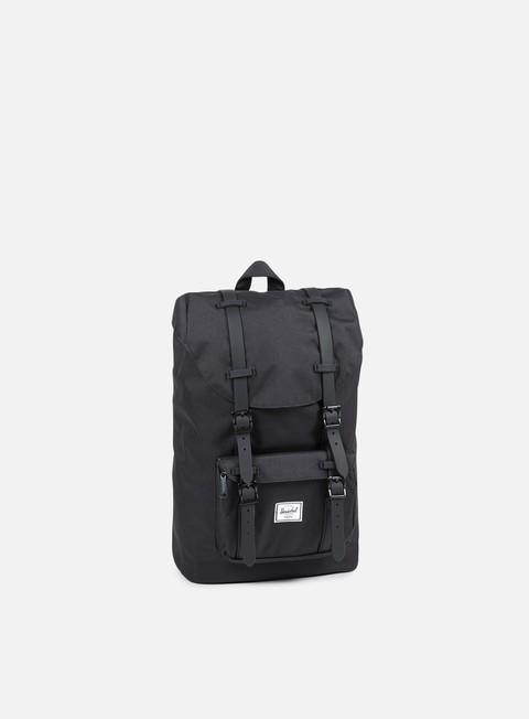 Zaini Herschel Little America Mid Volume Rubber Classic Backpack