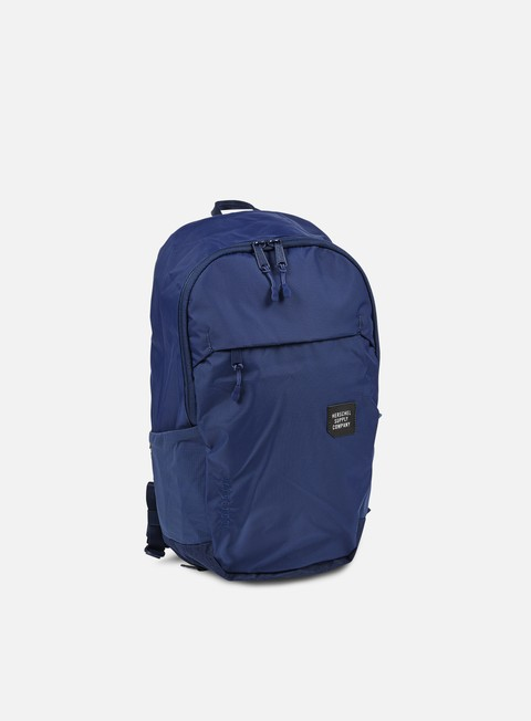 accessori herschel mammoth backpack trail peacoat