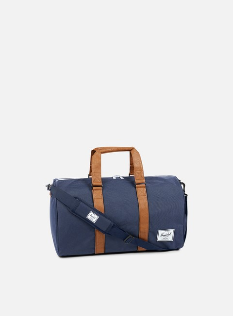 accessori herschel novel classic bag navy