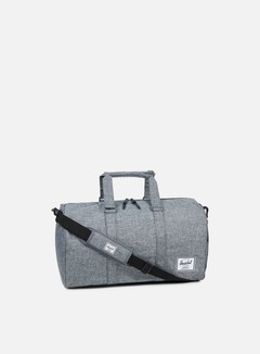 Herschel - Novel Classic Bag, Raven Crosshatch 1