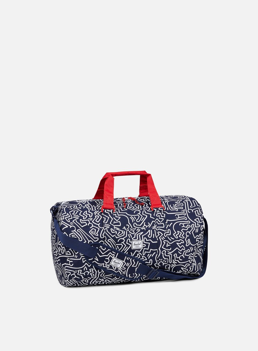 Herschel - Novel Keith Haring Duffle, Peacot