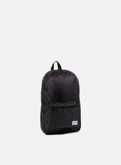 accessori herschel packable daypack backpack black