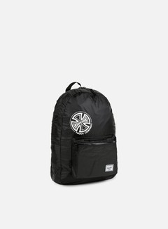 Herschel - Packable Independent Daypack Backpack, Black