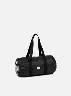 Herschel - Packable Independent Duffle, Black