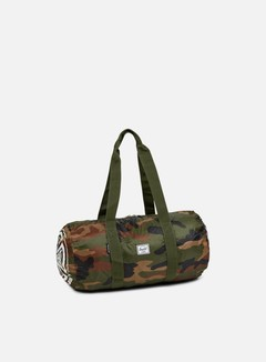 Herschel - Packable Independent Duffle, Woodland Camo 1
