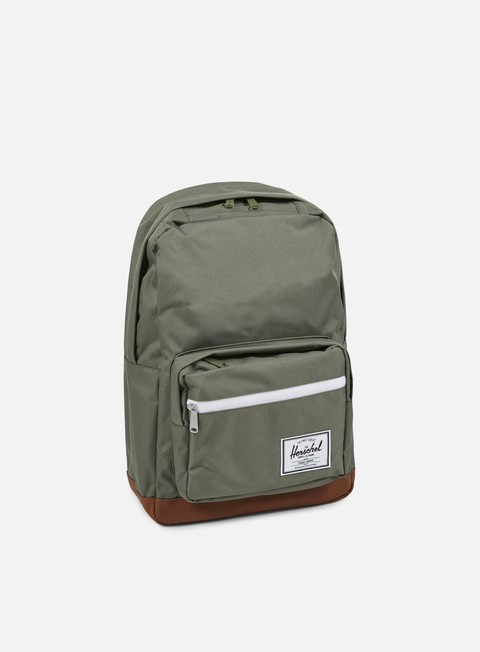 accessori herschel pop quiz classic backpack deep lichen green